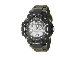 81d8738e3 Armitron Sport Men's 20/5062 Analog-Digital Chronograph Watch ...