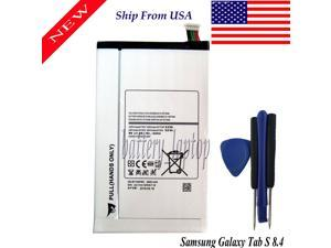 """EB-BT705FBE EB-BT705FBU Tablet Battery For Samsung Galaxy Tab S 8.4"""" free Tools"""