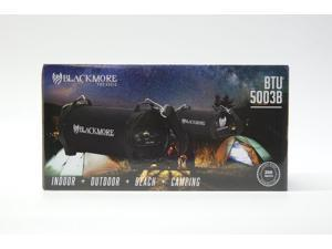 Blackmore BTU-5001B 750-Watt Portable Amplified Bluetooth Speaker in Black