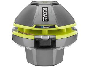 Ryobi Floating Speaker Light Show Sound System 18V Bluetooth Enabled Waterproof