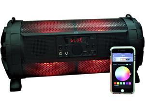 KOCASO Bluetooth Speaker FM Radio Stereo Bass White W// Phone Holder Puppy Shape
