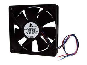 Delta AFB1212H-R00 120x25mm Hi-Speed Fan, 3pin