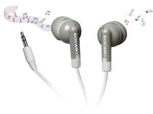 KOCASO Mini 3.5mm Stereo Earbuds Earphone Headset In-ear For Cell Phone Tablet