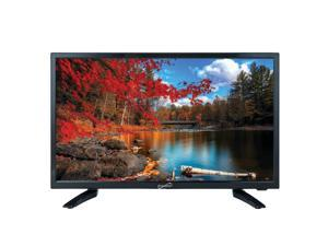 "Supersonic SC-2211 22"" Widescreen LED HDTV w/ 1080p Resolution, 1HDMI/1USB Port"