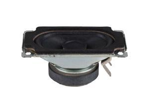 """NEW 1.375"""" x 2.5"""" Samsung SyncMaster LCD Replacement TV Speaker.16ohm.Fullrange"""