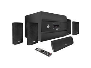 4 Trumpet 5W Speakers Strong Bass Sound Bar-28B Wireless Bluetooth and Home  Theater Audio Speakers for TV US Plug - Newegg com