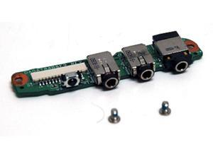 HP Pavilion dv6000 Laptop Sound AUDIO BOARD With Cable 431441-001 32AT8AB0003
