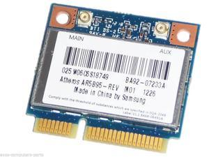 Samsung RV510 Wireless Wifi Network Card BA92-07233A