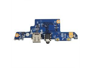 856808-001 FOR HP M6-AR004DX Audio USB Power Button Board ON/OFF JIUS02