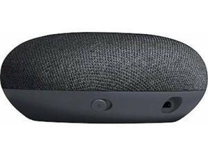 Google - Home Mini - Smart Speaker with Google Assistant - Charcoal