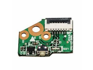 New Switch OFF/ON Power Button Board for HP ENVY 15-U SERIES 15-U011DX 15-U010DX 5-u363cl 15-u110dx 15-u111dx 15-u310nr 15-u483cl 15-u410nr 15-u337cl 15-u310nr P/N:32Y62PB0010, 830190-001