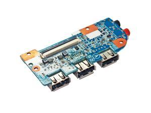 AW15R2 USB Audio Port Board LS-B758P 7TYV8 Certified Refurbished