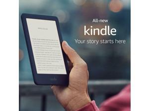 Amazon Kindle 2019 Release 10th Generation Touchscreen Light & Audible - Black