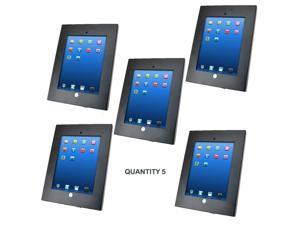 Lot of 6 Pyle PSPADLKW5 Anti-Theft Kiosk Multi Mount Stand for iPad 2//3//4 /& iPad