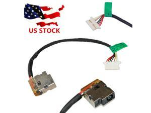 NEW FOR HP Pavilion 15-ae178ca 15t-ae100 cto DC  Power Jack harness cbale GTUS