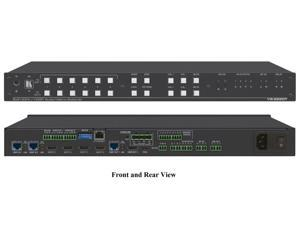 Kramer VS-622DT All-in-One Presentation System w 6x2 4K60 HDMI Matrix Switching