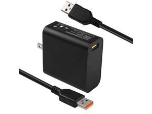 40W AC Charger Adapter for Lenovo Yoga 3 Pro ADL-40WCC ADL40WDB W/ USB Cable