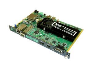 AMX NMX-ENC-N2412A-C N2412A JPEG 2000 4K60 4:4:4 UHD Video Over IP Encoder Card