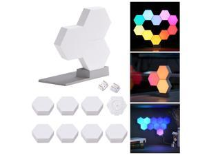 LifeSmart  WiFi Smart LED Light Kit DIY Lamp Voice Control Work with Alexa Google Home 10 Pack