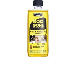 Goo Gone Original Liquid - 8 Ounce - Surface Safe Adhesive Remover