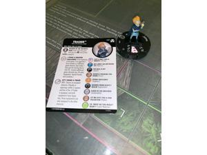 #	050		Trader	-Rare-	Heroclix Black Panther and & the Illuminati