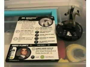 #	040		Mr. Negative	 - RARE - 	Marvel Heroclix EARTH X