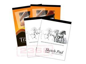 """10pcs 30 Sheets+40 Sheets Sketch Book Paper Pad 9/"""" × 12/"""" 22.8cm × 30.4 cm"""
