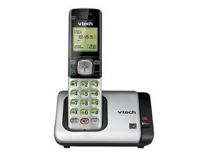 VTech CS6719 Cordless Telephone, Silver/Black