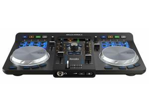 Hercules Universal DJ | Bluetooth + USB DJ controller with wireless tablet and s