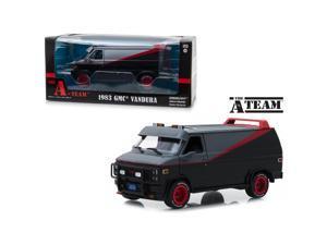 "1983 GMC Vandura ""The A-Team"" (1983-1987) TV Series 1/24 Diecast Model Car by Greenlight"