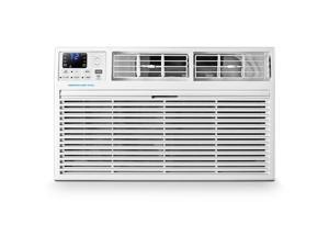 230V 10,000 BTU SMART Through-the-Wall Air Conditioner with Remote, Wi-Fi, and Voice Control