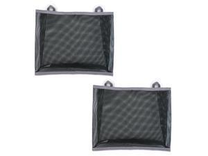 DII Bath Mesh Bag Medium Gray (Set of 2)