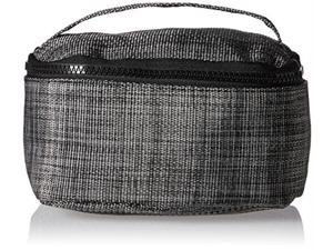 DII Black Cosmetic Bag With Handle