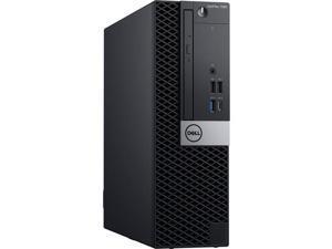 Dell OptiPlex 7000 7060 SFF Desktop i5-8500 16GB 500GB DVD-RW W10 PRO SmartCard