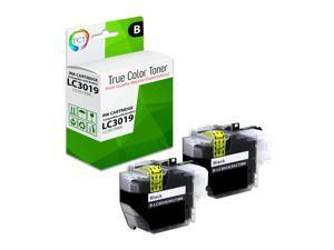 C,M,Y,K,4 Pack LC3019Y SuppliesOutlet Compatible Ink Cartridge Replacement for Brother LC3019 LC3019M LC3019BK LC3019C