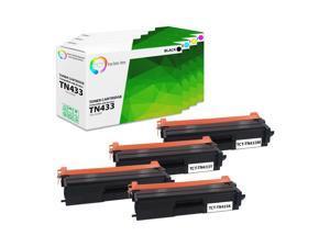 4PK For Brother MFC-L8610CDW MFC-L8900CDW Color Toner Cartridge TN433 TN431 Ink