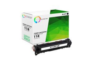 5PK C118 CMKY Color Toner Cartridges for Canon 118 ImageClass MF8580Cdw MF726Cdw