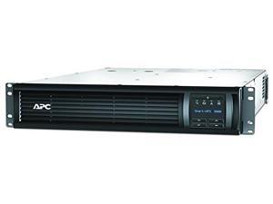 APC SMT3000RM2UC 3000 VA Smart-UPS - smSmartConnect Remote Monitoring - Battery Backup