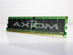 Axiom 8GB 240-Pin DDR2 SDRAM ECC Registered DDR2 667 (PC2 5300) Server Memory Model EV285AA-AX