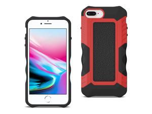 Consumer Electronics Trustful Reiko Iphone Se/ 5s/ 5 Hybrid Heavy Duty Holster Combo Case In Hot Pink White