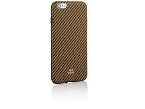 Evutec-AP-655-SI-K06-Karbon Si Series Sleek Impact Protection Case for The iPhone 6 Plus-Brown/Black