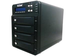 Buslink CipherShield CSE-32TB4-SU3 DAS Array - 4 x HDD Supported - 4 x HDD Installed - 32 TB Installed HDD Capacity