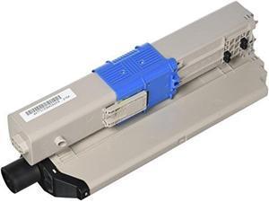 Oki Original Toner Cartridge - Black - LED - 3500 Pages - 1 / Each