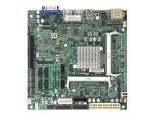 Supermicro X10SBA-L-B Intel Celeron J1900 2.42GHz/ Intel J1900/ DDR3/ USB3.0/ A&V&2GbE/ Mini-ITX Motherboard &
