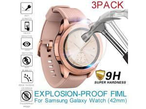 3Pack For Samsung Galaxy Watch (42mm) Explosion-proof TPU Screen Protector Full CoverFilm J.22