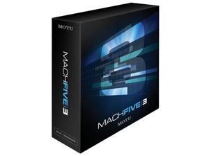 a9d0a661786 MOTU MachFive 3 Universal Sampler Software
