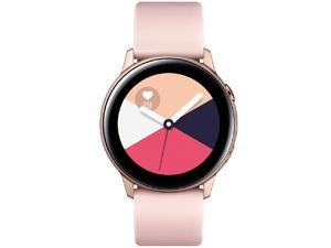 Samsung Galaxy Watch Active 40mm IP68 Water Resistant International Version Rose Gold
