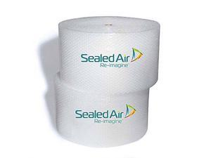 """Sealed Air Premium Heavy Duty, Industrial Strength Nylon Barrier Bubble Wrap – ¾  Bubble Height, 12"""" Wide, 90' Roll"""
