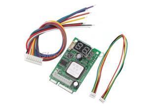 Laptop PCI PCI-E Analyzer Tester Diagnostic Post Test Card for COMPAL Z09 Drop ship
