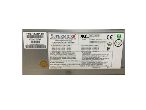 Supermicro PWS-1K64P-1R Power Supply - AC-DC 1600W at high line and 1500W at low line, Platinum